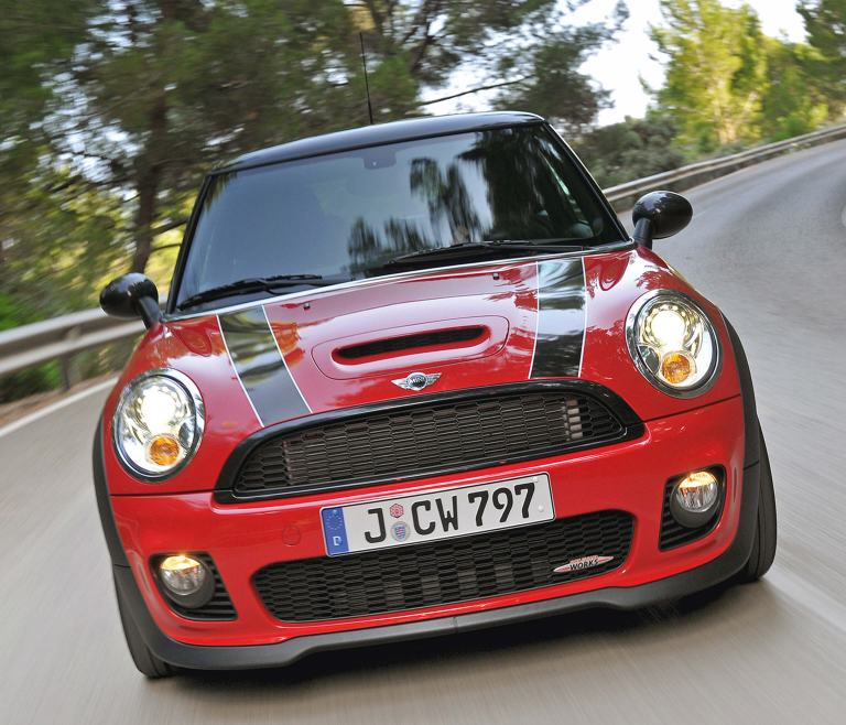 MINI John Cooper Works Clubman – front view