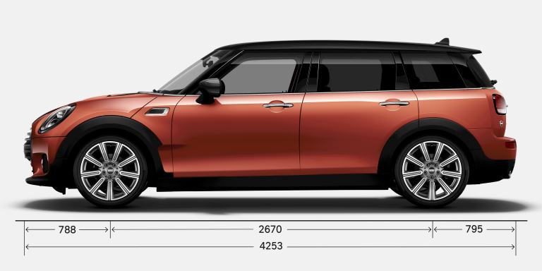 MINI Clubman – Side