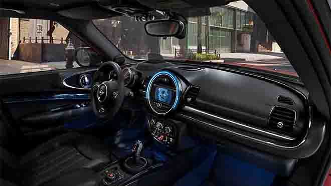 MINI Clubman – interior – ambient lighting