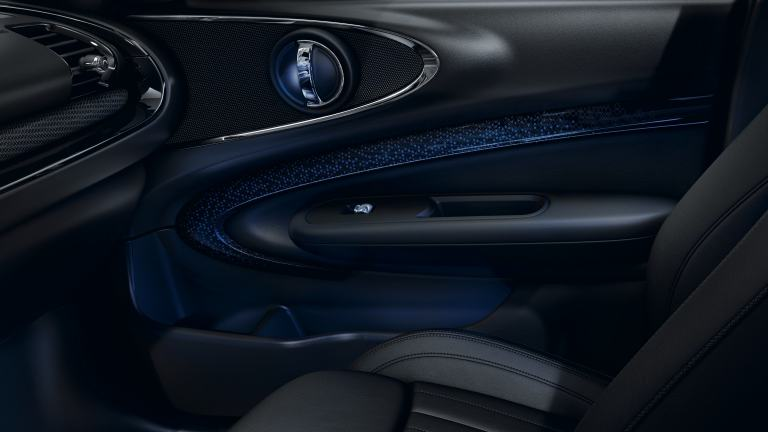 MINI Clubman – door bezels and interior surfaces
