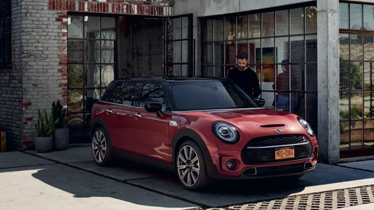 MINI Clubman | The Gentleman of the Road