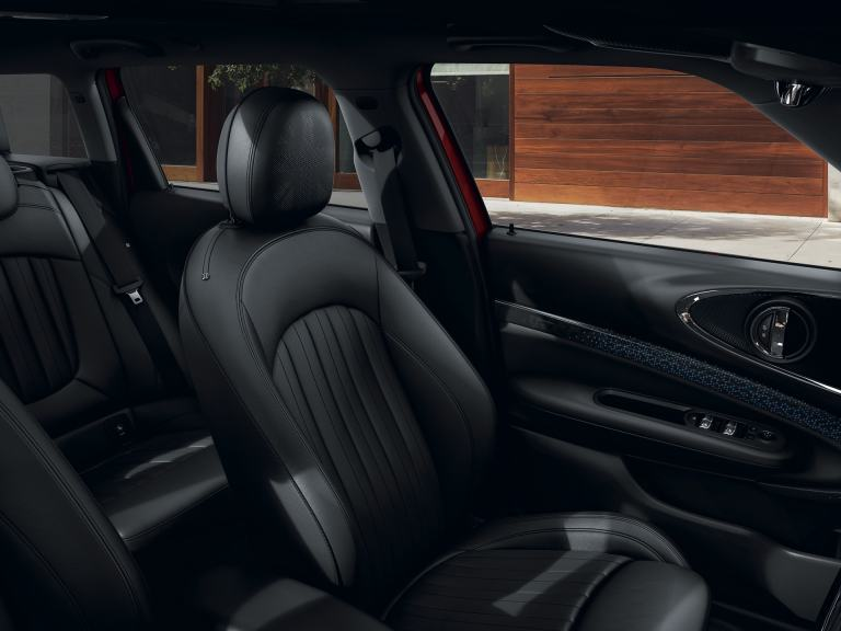 MINI Clubman – interior – seats