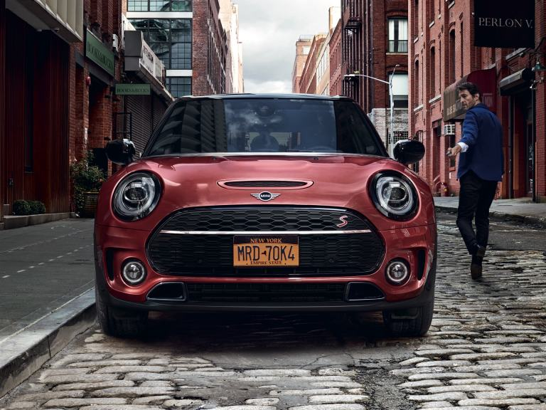 MINI Clubman – exterior – front view